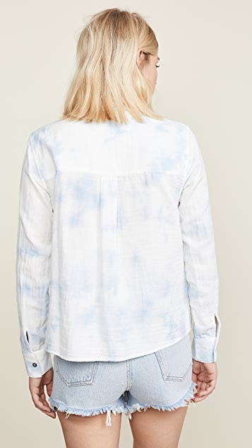 Splendid Cloud Wash Button Down