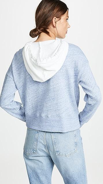 Splendid Ryder Active Hooded Sweatshirt