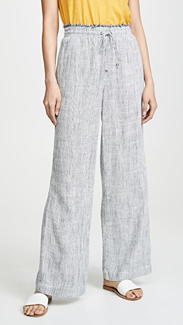 Splendid 公路条纹长裤