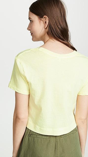 Splendid Укороченная футболка Cass