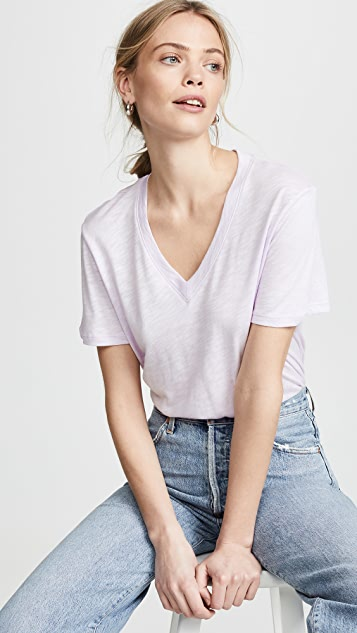 df545f29 Splendid Everly V Neck Tee | SHOPBOP
