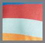 Разноцветный костер