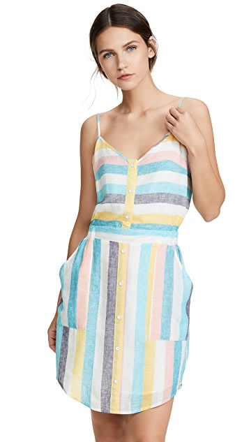 Splendid St. Barths Stripe Dress