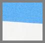наследие голубой/кремовый
