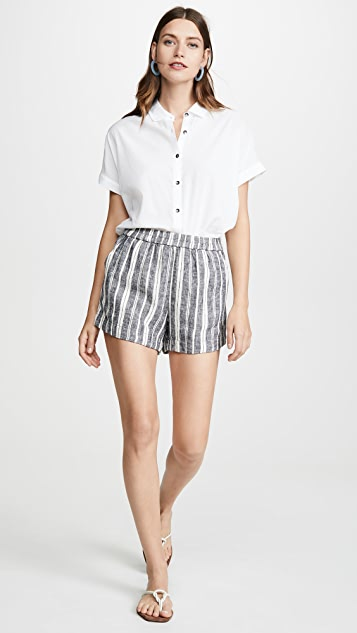 Splendid Pier 短裤