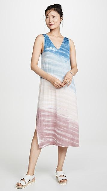 Splendid 渐变色连衣裙