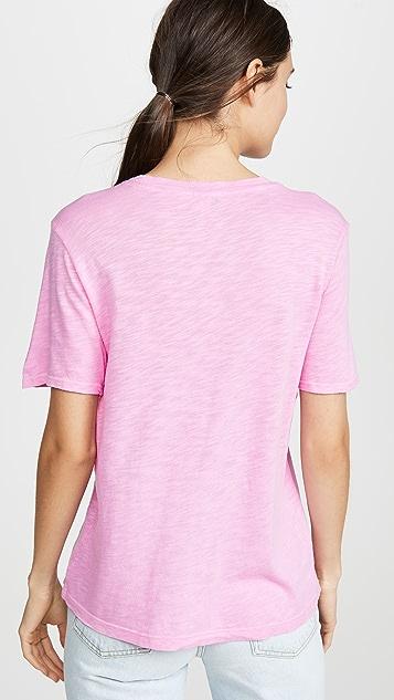 Splendid Zoe 短袖 T 恤