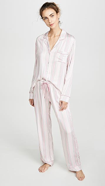 Splendid Soft & Charming Notch PJ Set