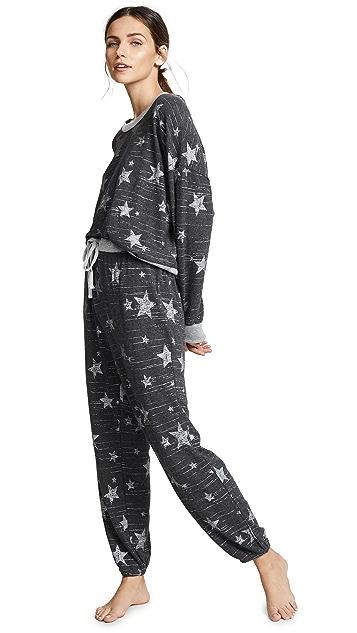 ccb6bbd6a ... Splendid Long Sleeve PJ Set
