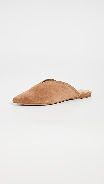 Hanford Point Toe Mules by Splendid