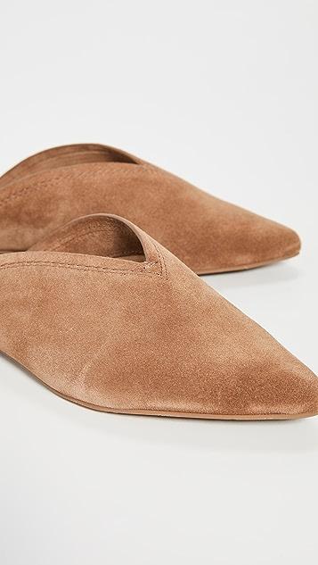Splendid Туфли без задников с остроконечным мыском Hanford