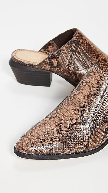 Splendid Hailee II Block Heel Mules