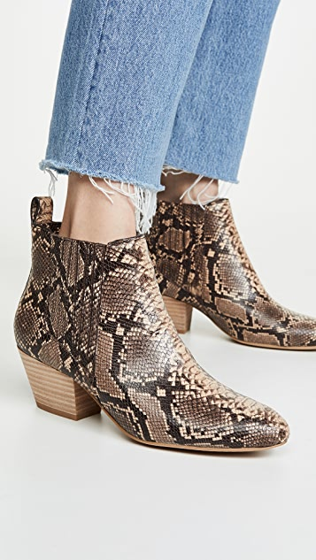Splendid Henley II Block Heel Booties