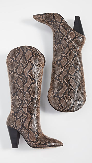 Splendid Palmer II 高帮靴