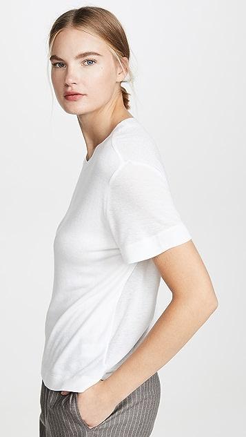 Splendid 开司米羊绒 T 恤
