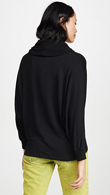 Splendid 超柔软套头衫