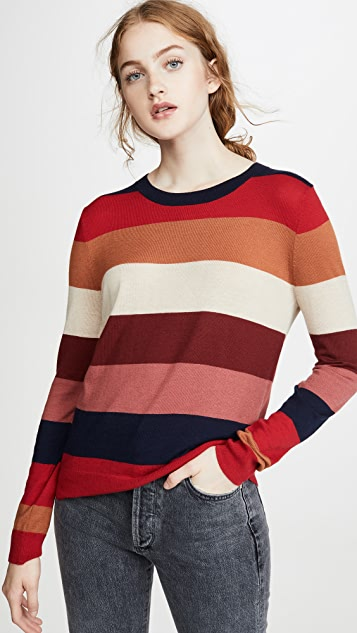 Splendid Duke Stripe Pullover