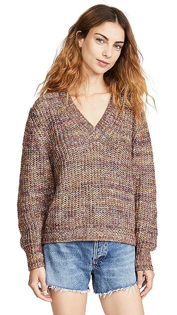 Splendid Фактурный пуловер