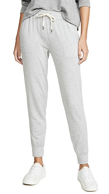 Splendid Super Soft French Terry Joggers