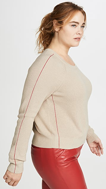 Splendid Pullover with Pop Stitch
