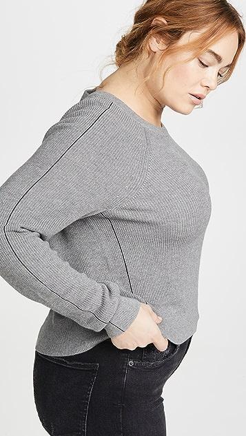 Splendid Пуловер с объемными стежками