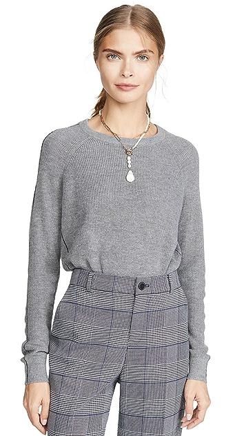 Splendid Pullover with Pop Stitch