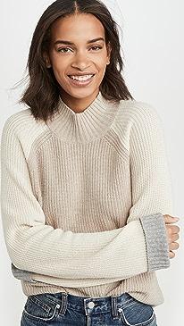 Alta Colorblock Pullover