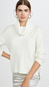 Lakewood Cable Pullover