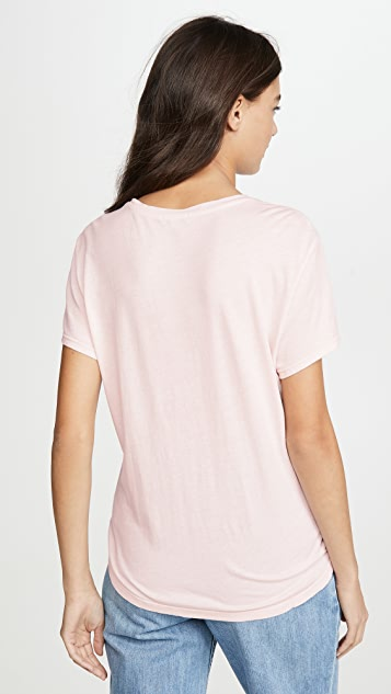 Splendid Abbie 圆领 T 恤