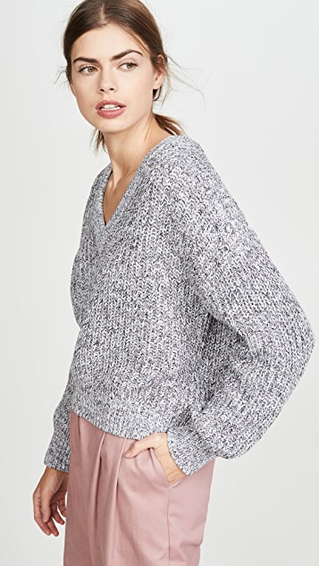 Splendid Фактурный пуловер Lucia