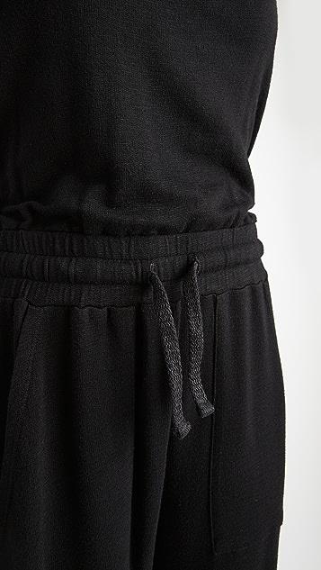 Splendid Dune Knit Jumpsuit