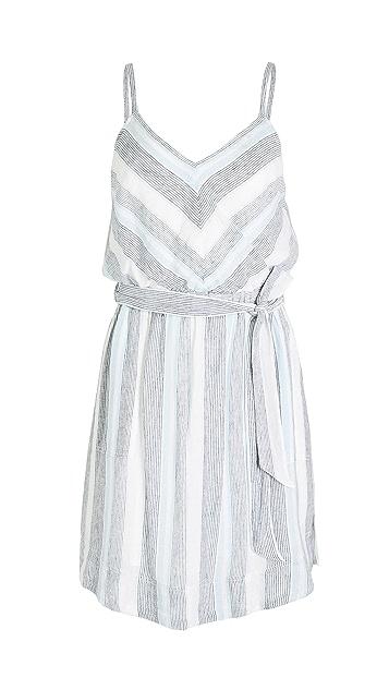 Splendid Sea Stripe Dress