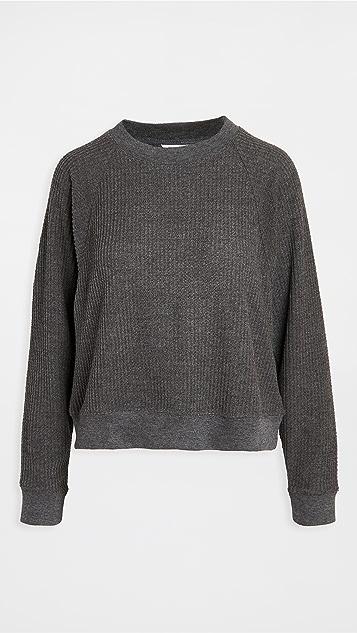 Splendid Firestone Crew Neck Sweater