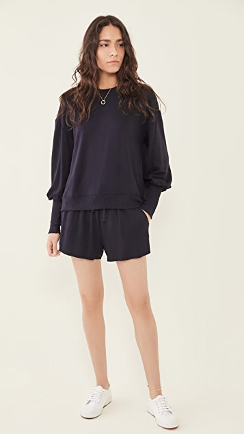 Splendid Flora Shorts