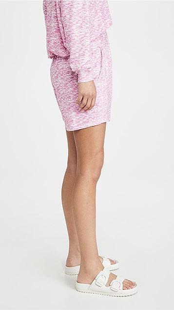 Splendid Flounce Shorts
