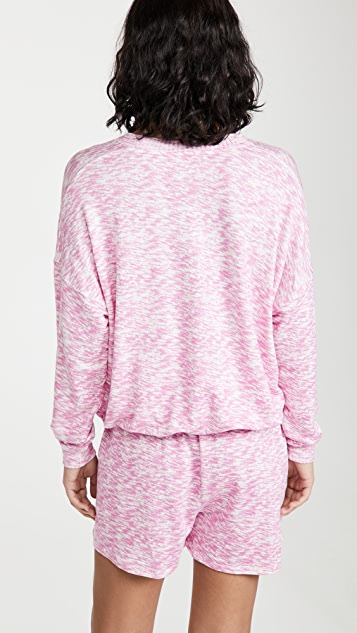 Splendid Bubble Pullover
