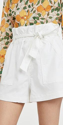 Splendid - Ryland 纸包短裤
