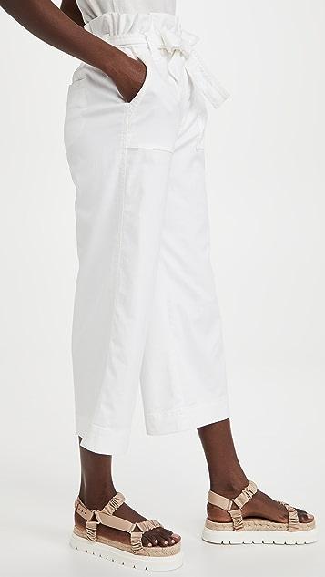 Splendid Ryland Paperbag Pants