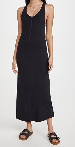 Splendid - Raven 亨利衫连衣裙