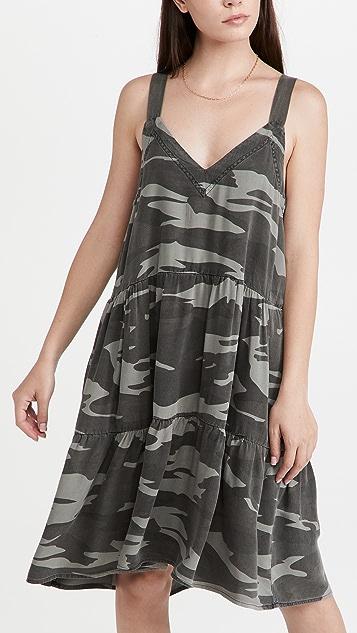 Splendid Napa Camo Dress