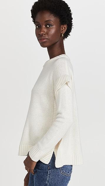 Splendid Aubrie Cashblend Sweater