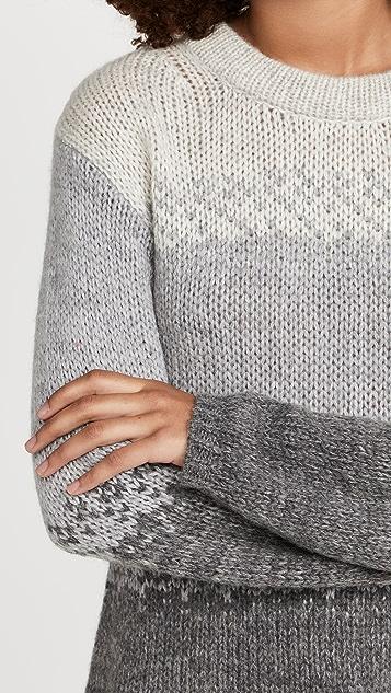Splendid Dip Dye Sweater