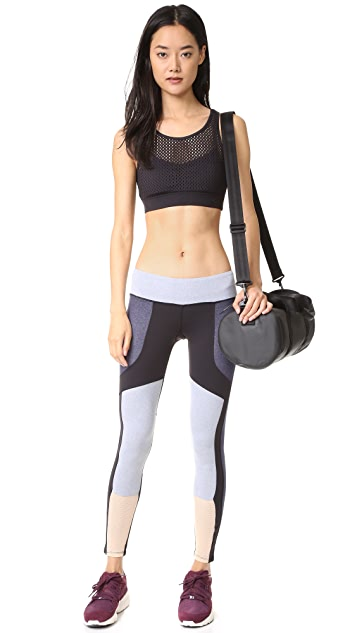 Splits59 Aurora Noir Sports Bra