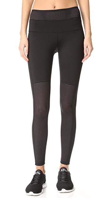 Splits59 Noir Intensity High Waist Leggings