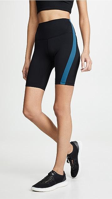 Splits59 Link High Waist Shorts