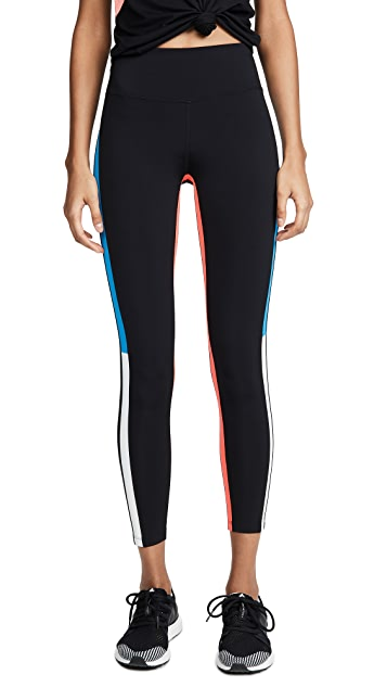 Splits59 Inline 八分贴腿裤