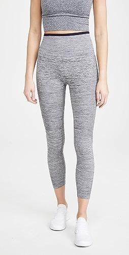 Splits59 - 无缝高腰 7/8 贴腿裤