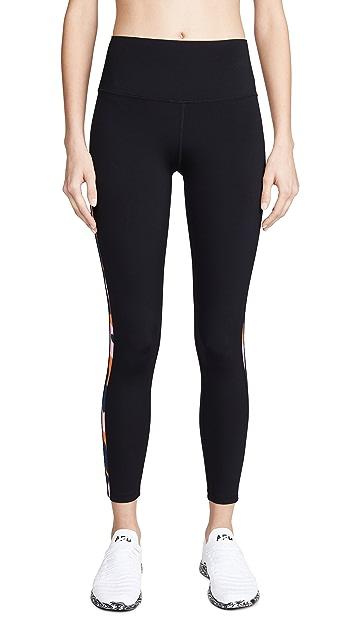Splits59 Clare High Waist Techflex 7/8 贴腿裤