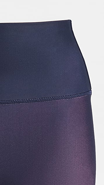 Splits59 Ava 7/8 高腰贴腿裤