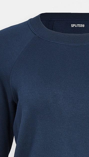 Splits59 Warm Up 套头运动衫